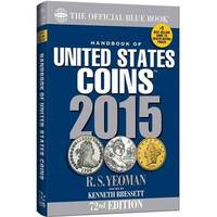 Handbook Of United States Coins 2015