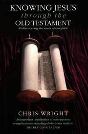 image of Knowing Jesus Through the Old Testament: Rediscovering the Roots of Our Faith