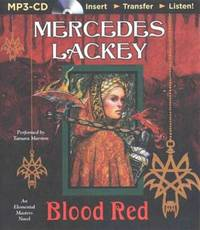 Blood Red (Elemental Masters)