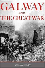 Galway And The Great War