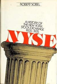 N. Y. S. E. a History of the New York Stock Exchange 1935-1975