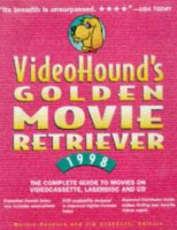 VIDEOHOUNDS GOLDEN MOVIE RETRIEVER 1998