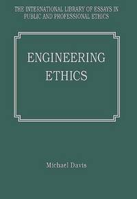 essays on engineering ethics Among these is the national institute of engineering ethics (niee), the institute of electrical and electronic engineers (ieee), the society of automotive engineers (sae) and the american society of mechanical engineers (amse.