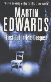 First Cut Is the Deepest (A Harry Devlin novel)