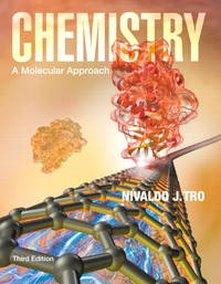 Chemistry: A Molecular Approach by  Nivaldo J Tro - Hardcover - from SGS Trading Inc and Biblio.com