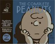 The Complete Peanuts 1965 to 1966