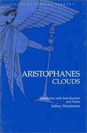 Aristophanes Clouds