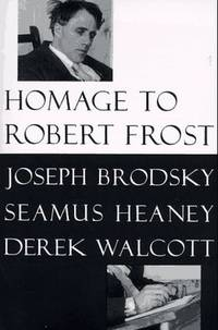 HOMAGE TO ROBERT FROST PB by  Joseph Brodsky - Paperback - from Wonder Book and Biblio.co.uk