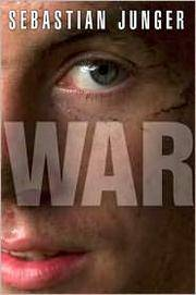 War. (1st Hardcover)