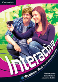 Interactive Level 4 Student's Book with Online Content