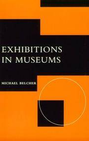 Exhibitions in Museums (Leicester Museum Studies Series)