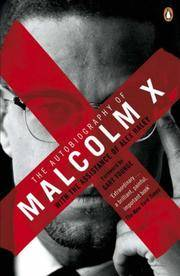 The autobiography of Malcolm X by  Malcolm X - Paperback - Later printing - from Brit Books Ltd (SKU: 1062741)