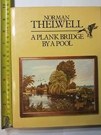 A Plank Bridge by a Pool