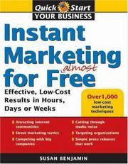 Instant Marketing For Almost Free