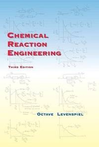 Chemical Reaction Engineering 3Ed (Hb)