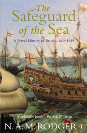 image of The Safeguard of the Sea (Naval History of the Sea V. 1, 660-1)