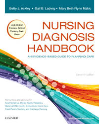 image of Nursing Diagnosis Handbook: An Evidence-Based Guide to Planning Care