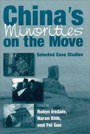 China's Minorities on the Move. Selected Case Studies