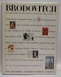 Brodovitch (Masters of American Design)