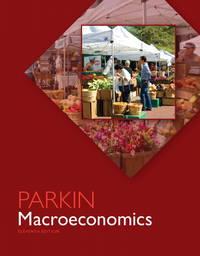 Macroeconomics by Parkin, Michael