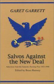 Salvos Against the New Deal