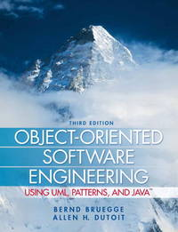 image of Object-Oriented Software Engineering Using UML, Patterns, and Java