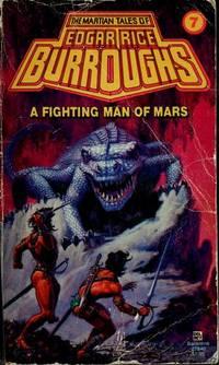 image of A Fighting Man of Mars (John Carter of Mars)