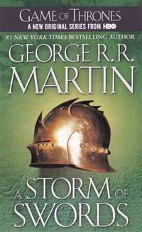image of A Storm Of Swords (Turtleback School & Library Binding Edition) (Song of Ice and Fire)