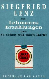 Siegfried Lenz Liest Lehmann's Erzahlunger oder So Schon war Mein Markt.
