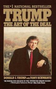 Trump: The Art of the Deal by  Tony  Donald; Schwartz - Paperback - 1989 - from Russell Books Ltd (SKU: FORT517467)