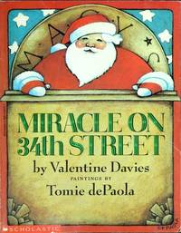 Miracle n 34th street by davis valentine - Paperback - 1991 - from Red Rover Do Over (SKU: Alibris.0033539)