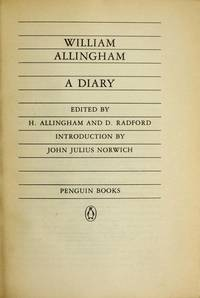 A Diary: 1824-1889 (Penguin Lives and Letters)