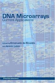 DNA microarrays; current applications.