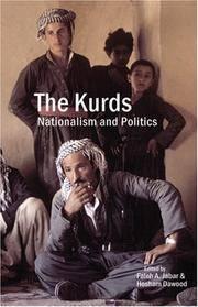 The Kurds:  Nationalism and Politics