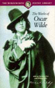 image of The Poetical Works of Oscar Wilde