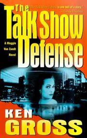 The Talk Show Defense: A Maggie Van Zandt Mystery