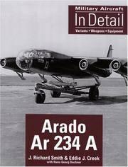 Arado Ar 234 A, (Military Aircraft in Detail)