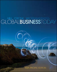 GLOBAL BUSINESS T0DAY by Hill Cronk Wickramasekera - Paperback - from Noosa Book Shop (SKU: ABE-1539049346492)