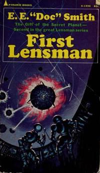 Lensman  2 -- First Lensman