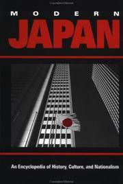 Modern Japan: An Encyclopedia of History, Culture, and Nationalism (Garland Reference Library of the Humanities) by James L. Huffman (Editor) - Hardcover - 1997-10-01 - from Ergodebooks and Biblio.co.uk