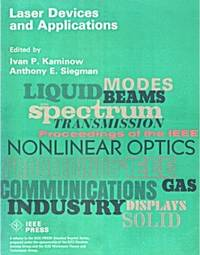Laser Devices and Applications.