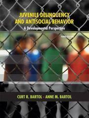 Juvenile Delinquency and Antisocial Behavior