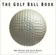 THE GOLF BALL BOOK