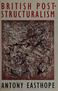 British Post-Structuralism: Since 1968