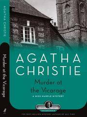 image of Murder at the Vicarage: A Miss Marple Mystery (Agatha Christie Collection)