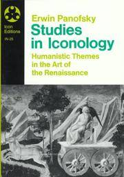 Studies In Iconology