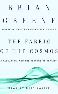 image of THE FABRIC OF THE COSMOS -  SPACE, TIME, AND THE TEXTURE OF REALITY