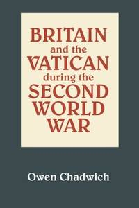 image of Britain and the Vatican during the Second World War