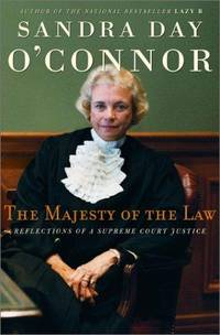image of The Majesty of the Law: Reflections of a Supreme Court Justice