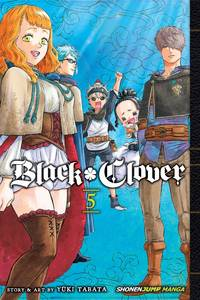 Black Clover, Vol. 5 (5)